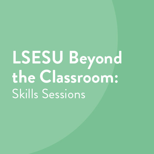 Beyond the Classroom Skills Session: Communication at Work