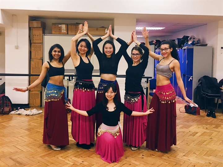 Active LifeStyle Belly Dancing