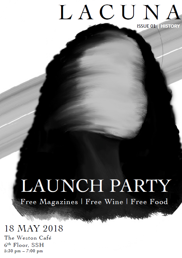 LACUNA Magazine Launch