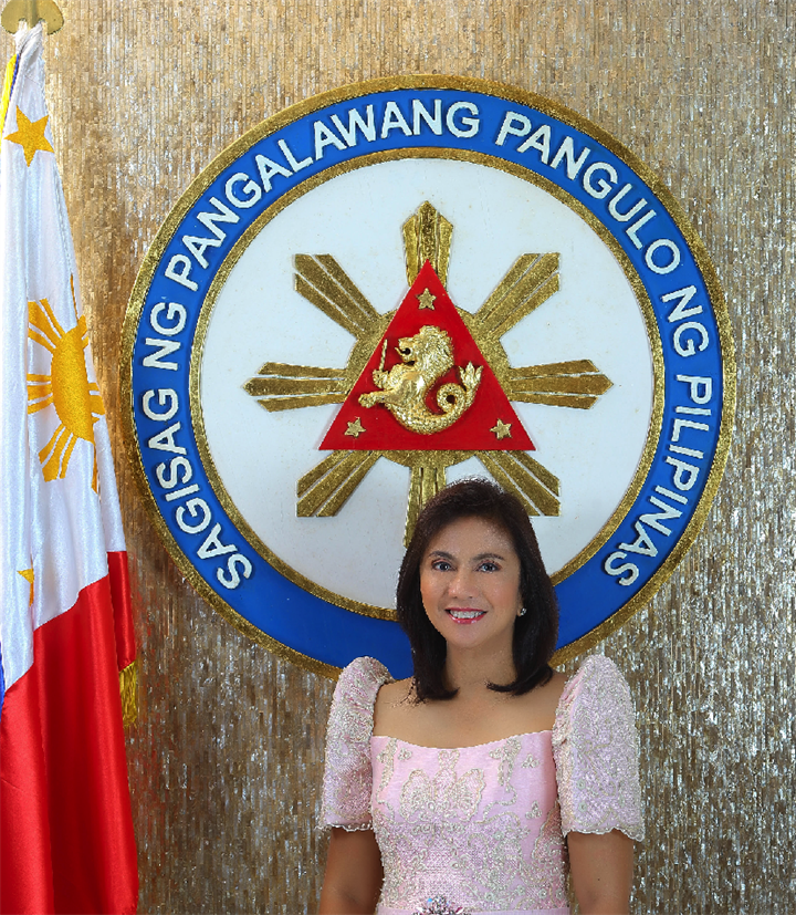 The Vice President of the Philippines, Leni Robredo, on overcoming poverty and the role of politics in economic growth