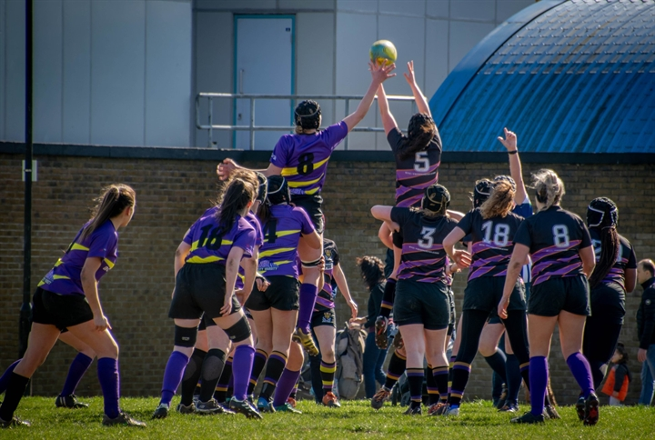 Women's Rugby: Give it a Go #2