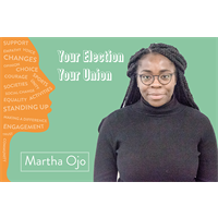 Image for MARTHA OJO