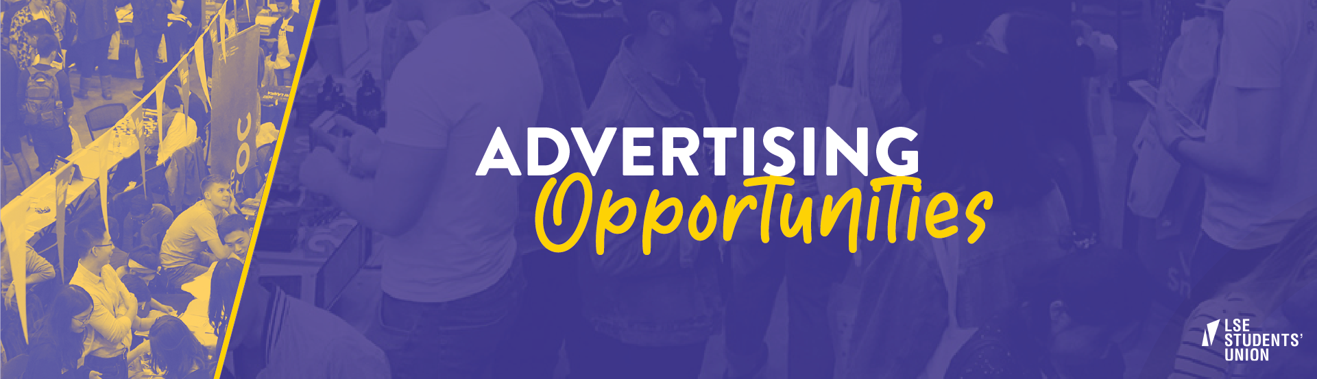 Advertising Opportunities at LSE LSESU