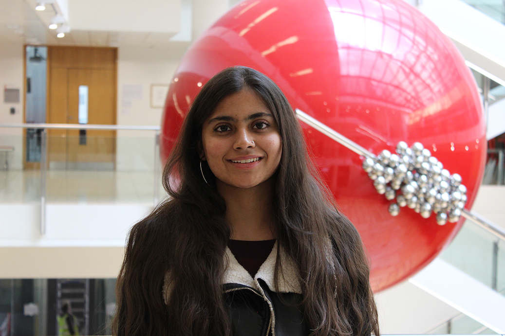 Mishal - LSESU International Officer