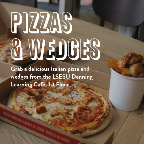 Pizza and Wedges deal