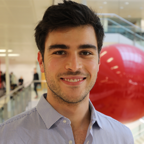 Edouard - LSESU International Students' Officer 2020-21