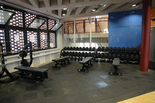 LSESU Gym