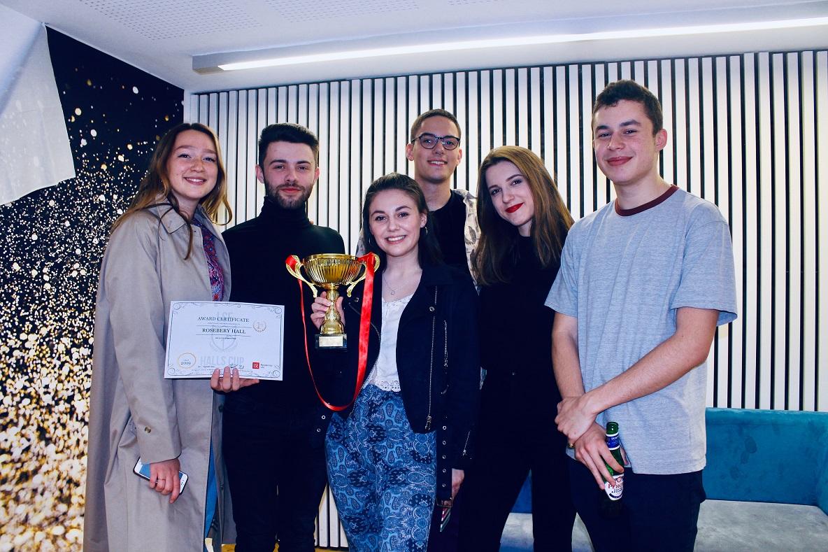 Halls Cup Winners - Rosebury