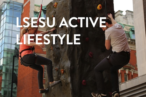 LSESU Active LifeStylE