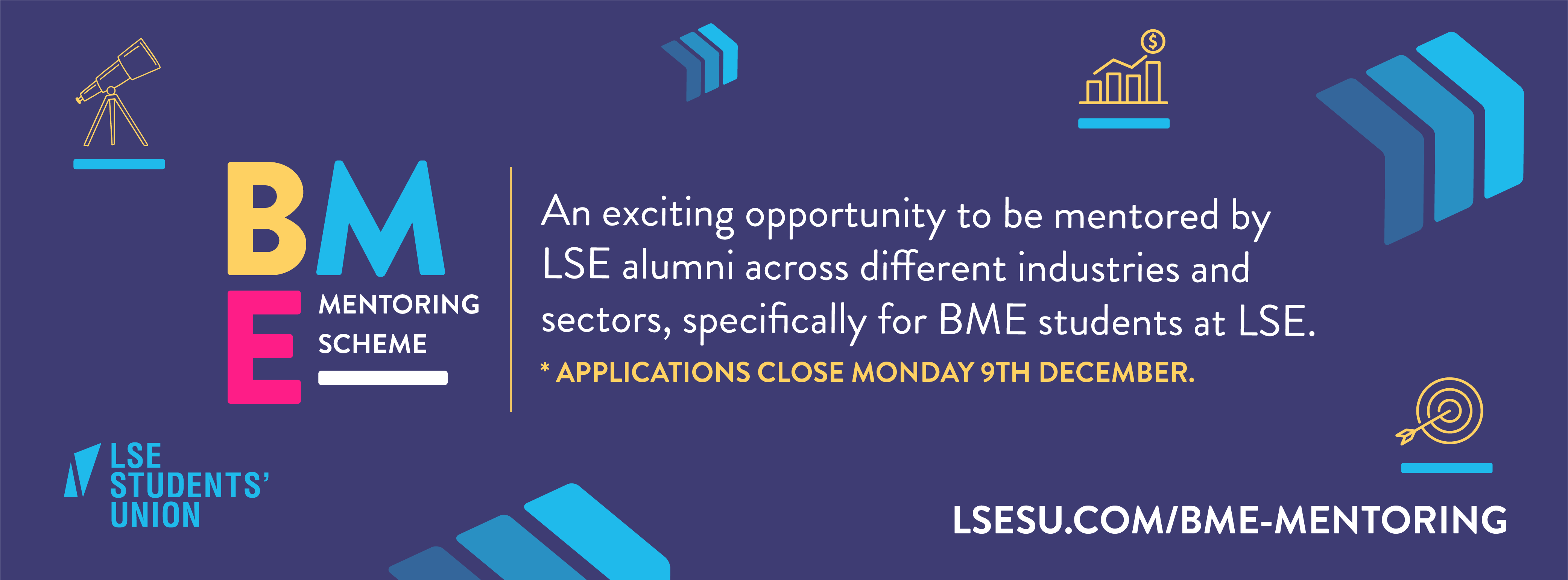 LSESU BME Mentoring Scheme