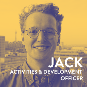 Jack Activities and Development Officer