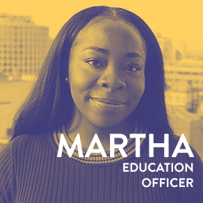 Martha Education Officer
