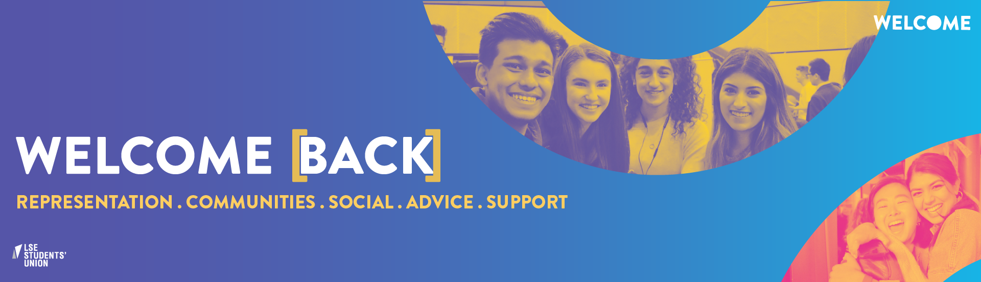 Welcome Back - Find Out More
