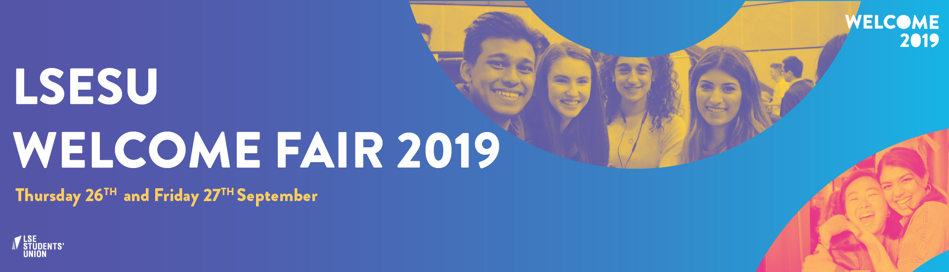 LSESU Welcome Fair 2019